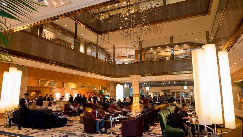 Hilton Osaka tower suite twin 201411 4