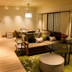 Hilton Osaka tower suite twin 201411 52