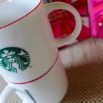 Starbucks ORIGAMI® Christmas Blend & Stacking Mug 2014 - ANA Limited Edition 2