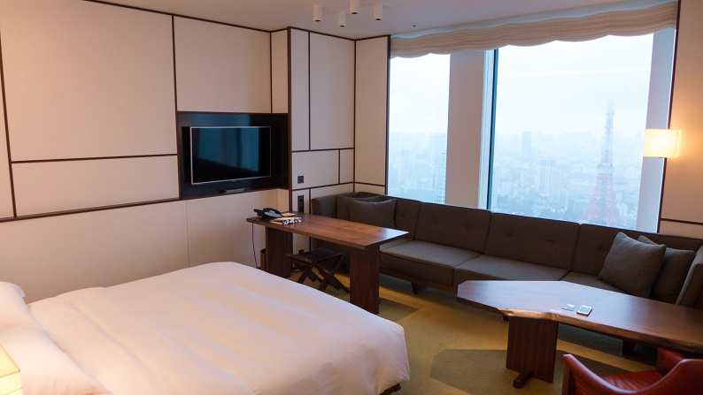 Andaz Tokyo Andaz Tower View King 201411 62