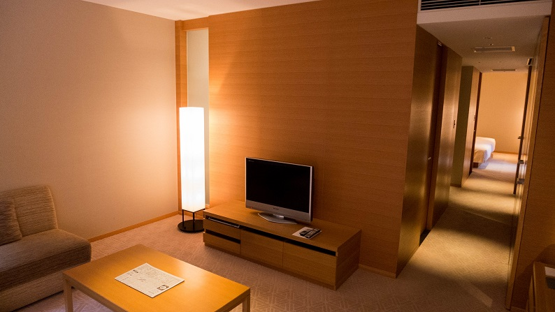 HYATT Regency Kyoto Deluxe Corner Twin 201501 22