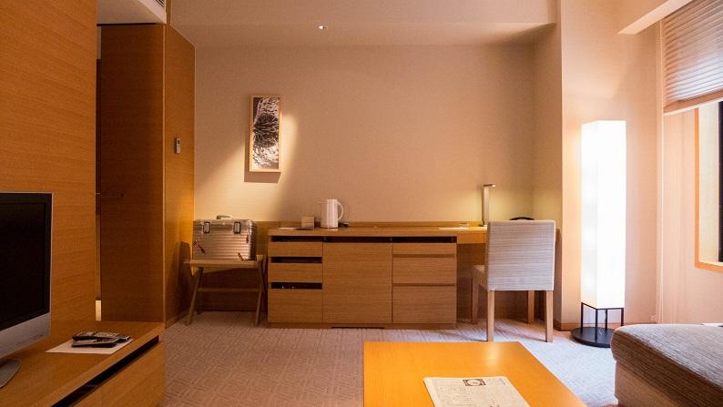 HYATT Regency Kyoto Deluxe Corner Twin 201501 23