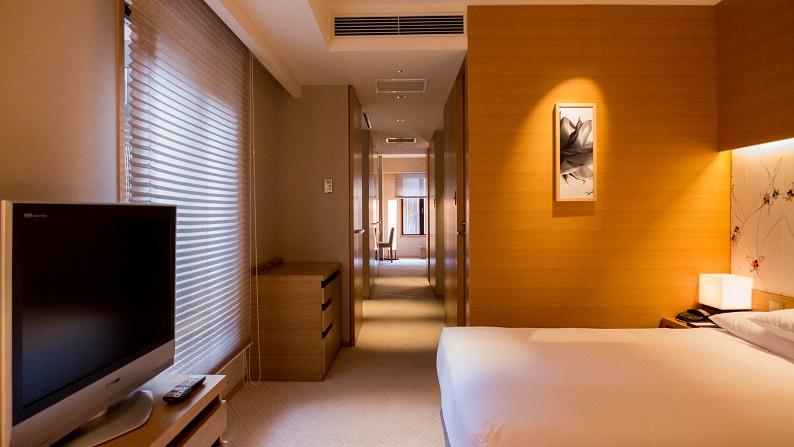 HYATT Regency Kyoto Deluxe Corner Twin 201501 28