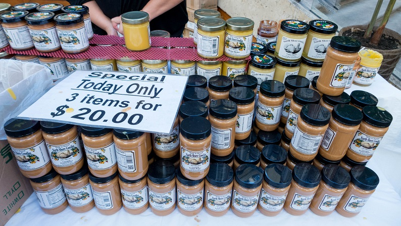 HRW Farmer's Market 201501 14