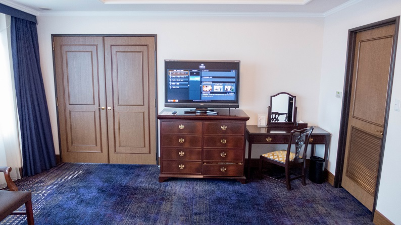 Hilton Fukuoka Seahawk Executive Suite Twin 201502 33
