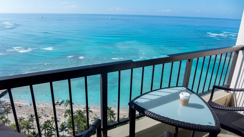 Hyatt Regency Waikiki Beach Resort and Spa Oceanfront Twin 201501 36