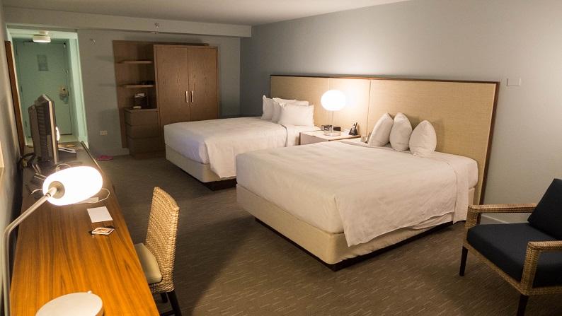 Hyatt Regency Waikiki Beach Resort and Spa Oceanfront Twin 201501 45