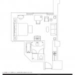The Westin Hotel Tokyo executive-corner double 201502 0