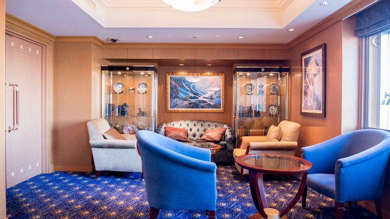 The Westin Hotel Tokyo executive-corner double 201502 12