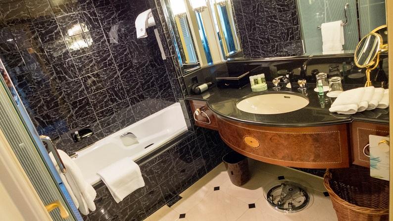 The Westin Hotel Tokyo executive-corner double 201502 20