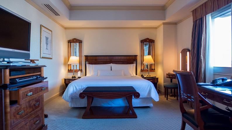 The Westin Hotel Tokyo executive-corner double 201502 26
