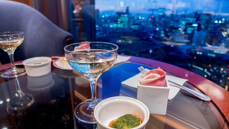 The Westin Hotel Tokyo executive-corner double 201502 50