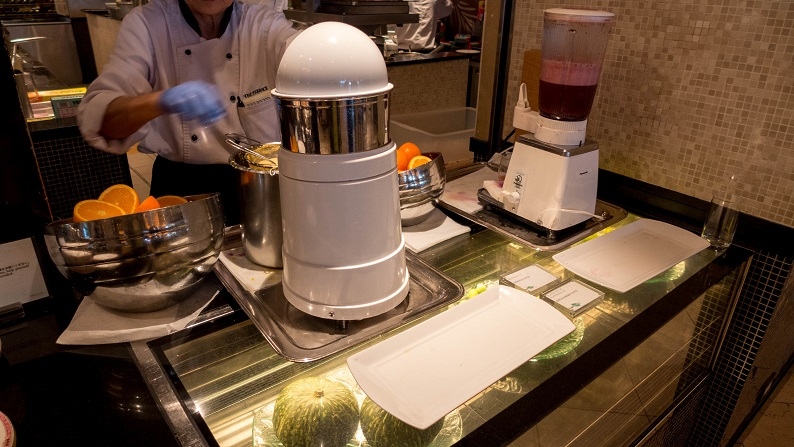 The Westin Hotel Tokyo executive-corner double 201502 61
