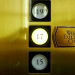 The Westin Hotel Tokyo executive-corner double 201502 8