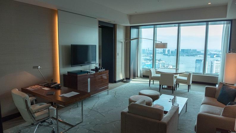 CONRAD TOKYO executive corner bay view suite 201503 16