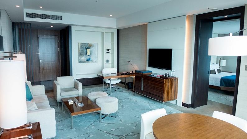 CONRAD TOKYO executive corner bay view suite 201503 18