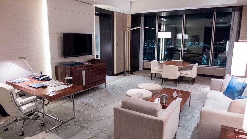 CONRAD TOKYO executive corner bay view suite 201503 48