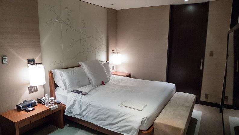 CONRAD TOKYO executive corner bay view suite 201503 52