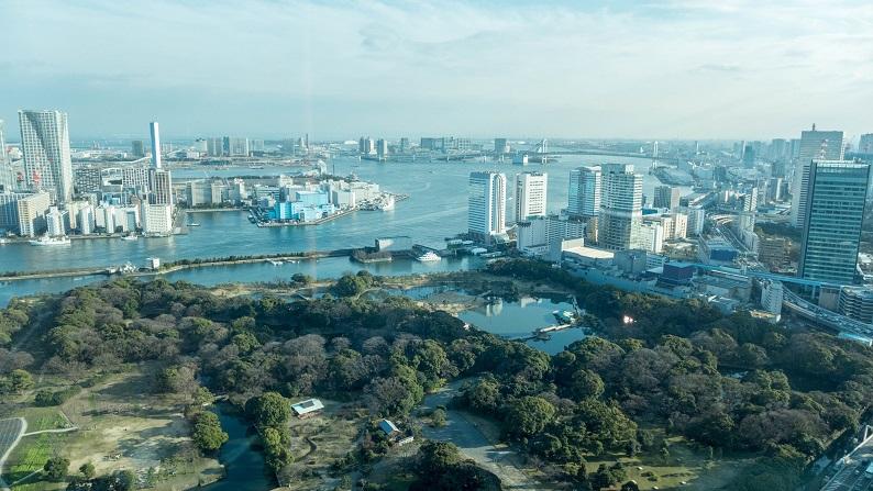 CONRAD TOKYO executive corner bay view suite 201503 60