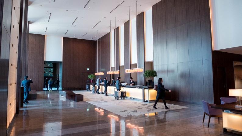 CONRAD TOKYO executive corner bay view suite 201503 7