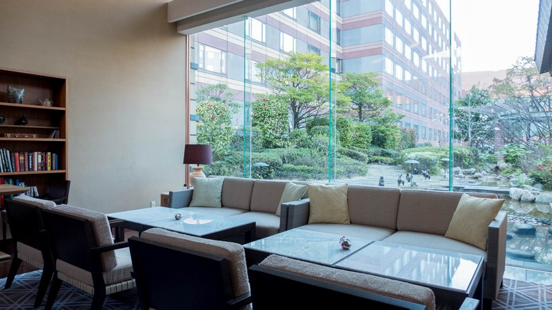 Grand Hyatt Fukuoka Executive Suite Twein 201503 37