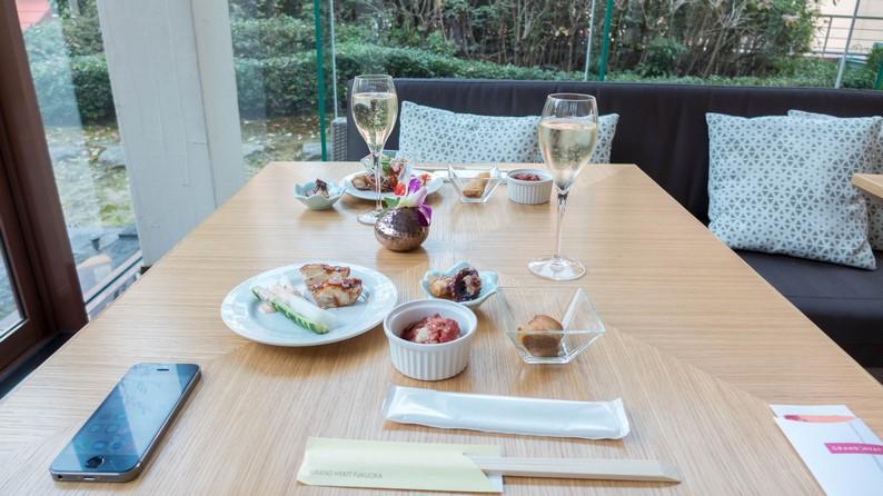 Grand Hyatt Fukuoka Executive Suite Twein 201503 48