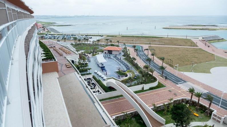 Hilton Okinawa Chatan Resort Executive Twin 201503 23