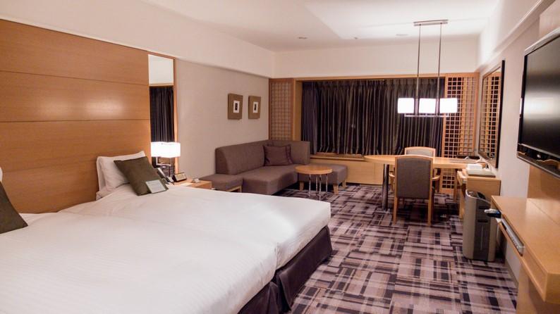 Kyoto Brightonhotel Executive Twin 201504 17