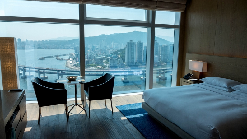 HARK HYATT Busan Ocean View King 201505 17