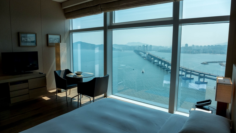 HARK HYATT Busan Ocean View King 201505 20