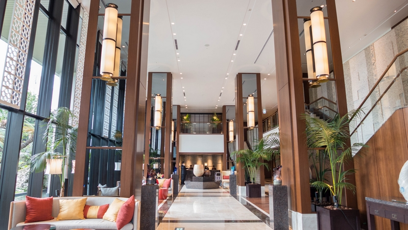 HYATT REGENCY NAHA OKINAWA EXECUTIVE SUITE TWIN 201507 10