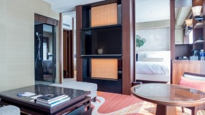 HYATT REGENCY NAHA OKINAWA EXECUTIVE SUITE TWIN 201507 21