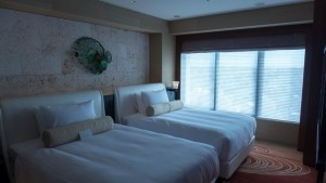 HYATT REGENCY NAHA OKINAWA EXECUTIVE SUITE TWIN 201507 25