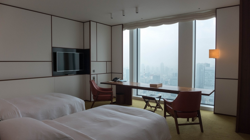 Andaz Tokyo Bay View Twin201509 41