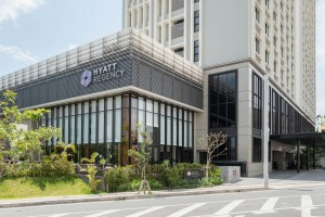 Hyatt Regency Naha Okinawa Club Deluxe Twin 201605 3