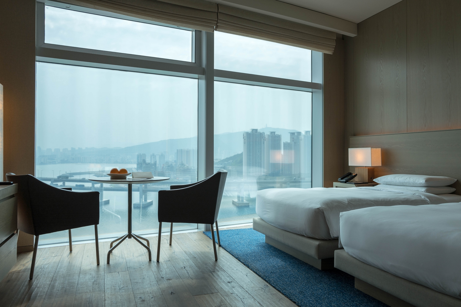 Park Hyatt Busan Ocean View Twin 201605 7