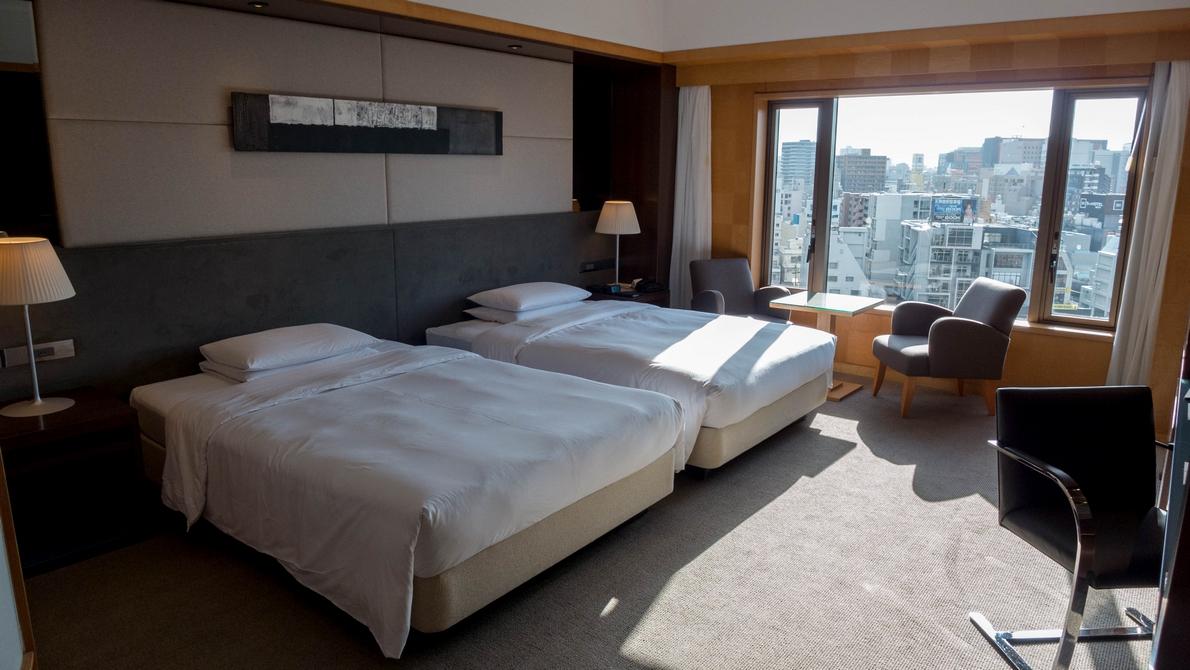 Grand Hyatt Fukuoka mockuproom 1