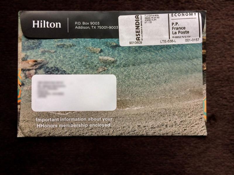 Hilton HHonors Diamond 201611 1