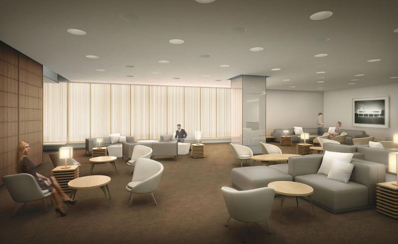 ginza six premium lounge