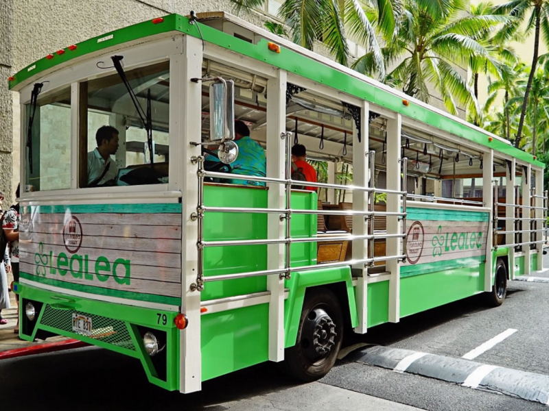 diners club honolulu rearea trolley 201608 1