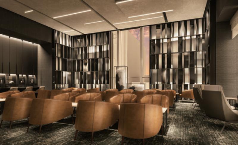 new diners club premium ginza lounge 201712 3