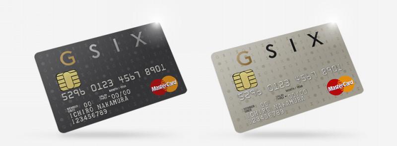 ginza six master card