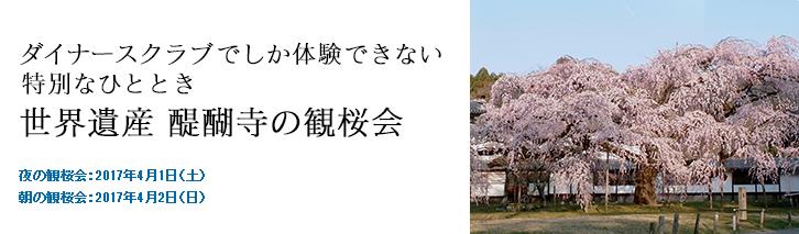 daigoji sakura diners 201704 1