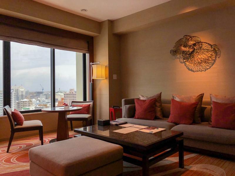 hyatt regency naha executive suite twin 201711 3