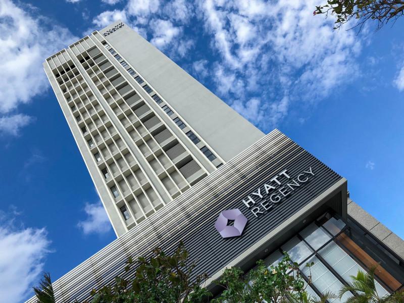 hyatt regency naha executive suite twin 20171110