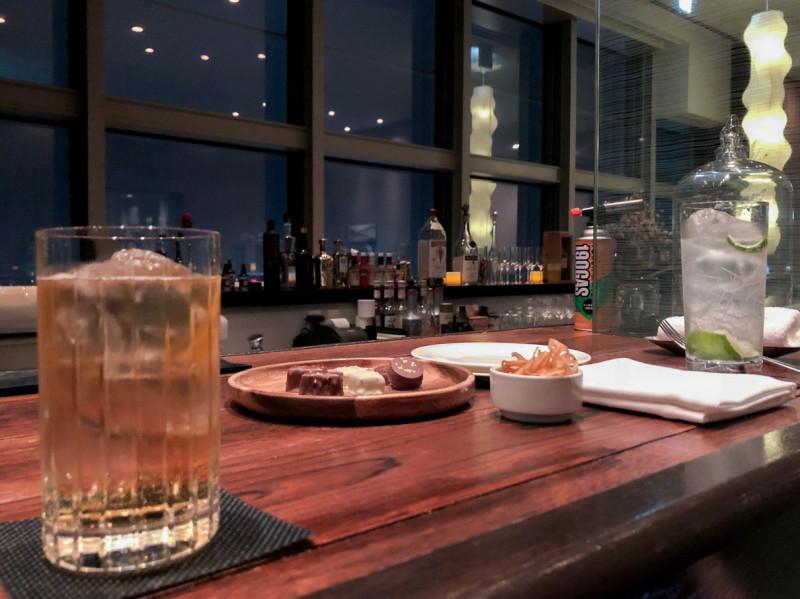 Hilton fukuoka Seahawk panoramic suite 201802 23