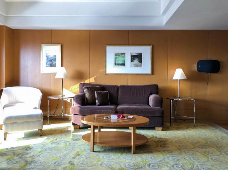 Grand Hyatt Fukuoka Executive suite twin 201802 3