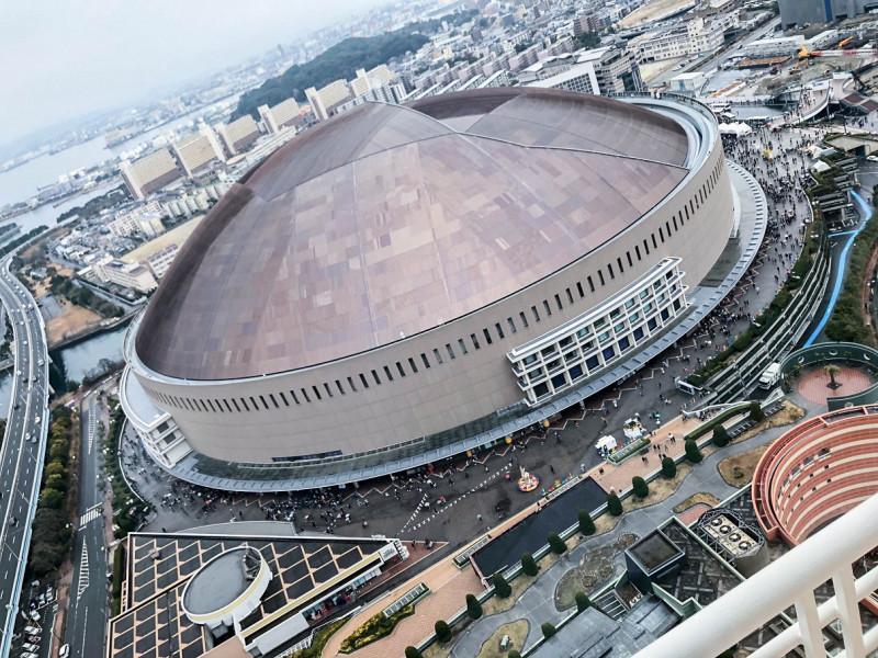 Hilton fukuoka Seahawk panoramic suite 201802 6