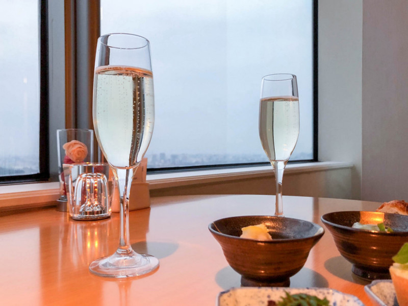 Hilton fukuoka Seahawk panoramic suite 201802 15