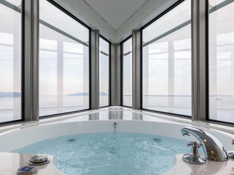 Hilton fukuoka Seahawk panoramic suite 201802 9